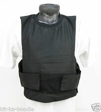 COVER ONLY!!! Ex Police Stab & Bullet Proof Vest Body Armour Overt Covert SB2