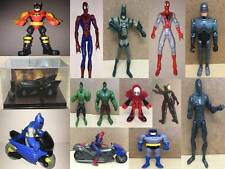 Super Heroes Comic Book Toy Action Figures Super Hero & Villains