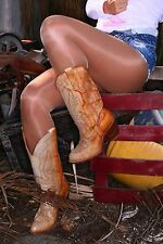 PEAVEY TIGHTS High Gloss Hooters Hosiery / Nylons PICK UR COLOR & SIZE A B C D Q