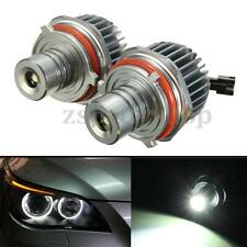 LED ANGEL EYE HALO LIGHT HEADLIGHT LAMP For BMW E39 E53 E60 E63 E64 E65 E87 (Fits: BMW X5 [E53])