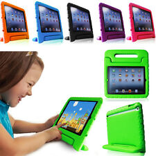 Handle Kids Children Shockproof EVA Foam Case Stand Cover For Apple iPad Mini