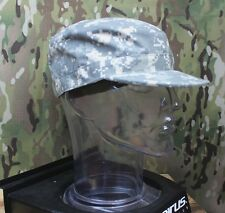 New US GI Genuine Issue Army Patrol Cap ACU Digital w Your Choice of Rank Sew on