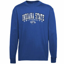 Indiana State Sycamores Youth Royal Blue Midsize Long Sleeve T-Shirt