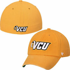 '47 Brand VCU Rams Gold NCAA Franchise Fitted Hat