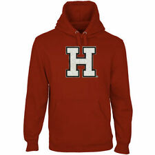 Harvard Crimson Gameday Mascot Pullover Hoodie - Crimson