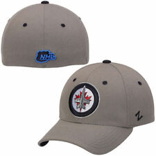 Zephyr Winnipeg Jets Gray Breakaway Flex Hat - NHL