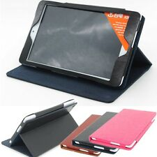 PU Leather Stand Flip Cover Case For 8 Inch Teclast X80 Pro Tablet+Protector