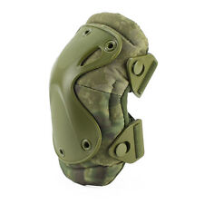 Adjustable Airsoft Tactical Elbow & Knee Protective Pads Knee Pad Skate Combat