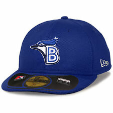 New Era Bluefield Blue Jays Royal Low Crown Diamond Era 59FIFTY Fitted Hat