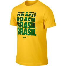 Nike Brazil National Team Soccer T-Shirts