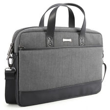 "15.6"" Laptop Notebook Business Tote Briefcase Multiple Sleeve Strap Carrying Bag"