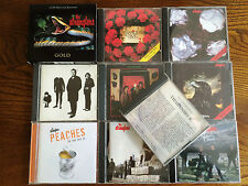 Selection of Stranglers CDs.  No More Heroes - Black & White - The Raven Plus