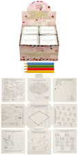 WEDDING ACTIVITY PACK GAMES PUZZLES COLOURING BOOK CHILDREN KIDS PARTY BAGS