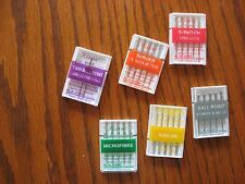 Klasse Sewing machine Needles Fits all modern machines