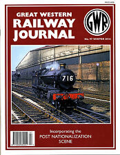GREAT WESTERN RAILWAY JOURNAL 97 2016 St Ives Stn,Water Troughs,Snow Hill,45XXs