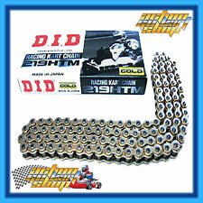 DID #219 G&B Go Kart Chain 92 Link to 112 Link - You Choose the Sizes