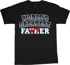 Funny fathers day shirt gift for dad tee funny dad saying worlds greatest farter