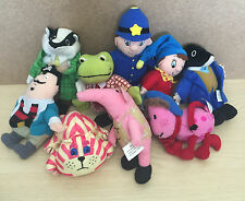 Mcdonalds UK Soft Toy Childrens TV & Film Characters Loose