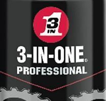 3 IN 1 3-IN-1 PROFESSIONAL GREASE LUBRICANT PENETRANT DEGREASER PTFE LITHIUM