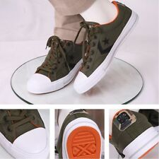 Converse CT Star Player OX Lo Lace Up Canvas Trainer Dark Green
