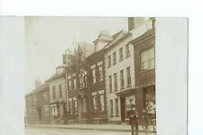 Gloucestershire RP of Broad Street Newent PU 1913