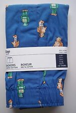 Gap Men's Boxers ROBOT Print Underwear Boxer Shorts NWT 100% Cotton