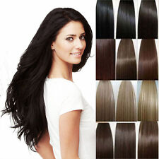 """60gr 40pcs Straight 12""""Long Seamless Tape-In 100% Remy Human Hair Extensions,US"""