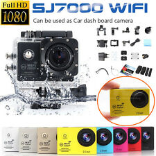 SJ7000 WIFI 1080P Sports DV Action Camera Full HD Waterproof Camcorder For GoPro
