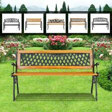 OUTDOOR GARDEN PATIO FURNITURE PORCH BACKYARD DECK LAWN TERRACE PARK CHAIR K3Z0