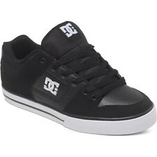Dc Pure Mens Footwear Shoe - Black White All Sizes