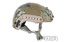 FMA Ballistic FAST Helmet Tactical Helmet Multicam For Airsoft Paintball