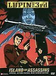 Lupin the 3rd - Island of Assassins (DVD, 2005, Uncut) in EXCELLENT Condition