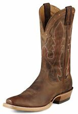MENS ARIAT HOTWIRE WEATHERED BROWN WESTERN COWBOY BOOT 10008812