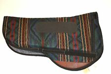 ROUND ENDURANCE  32W x 28L Equipedic Saddle Pad - ALL PATTERNS / COLORS