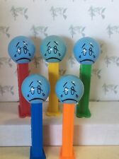 PEZ - Funky Faces - Sad Face -  4.9 Hungary - Choose stem color