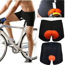 New Black Men Cycling Shorts Underwear Padded Bike Bicycle Pant Clothing Hot