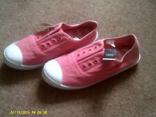 """A BRAND NEW PAIR OF LADIES PINK PUMPS FROM """"NEXT"""" SIZE 5"""