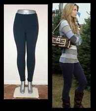 NAVY BLUE PANT LEGGINGS STRETCH DANCE CELEBRITY PLUS S, M, L, XL, 2X, 3X