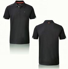 POLO SHIRT Formula One 1 McLaren Mercedes F1 Black 2014 NEW Signature US
