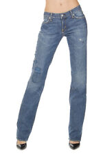 PAPER DENIM & CLOTH Women Stretch Denim SLIM 5 STRAIGHT POCKET Jeans USA Made