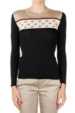 PRADA Woman Silk and Wool Sweater  Made in Italy New with Tags and Original