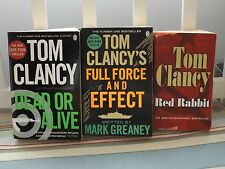 Red Rabbit Tom Clancy & Dead or Alive Tom Clancy & Grant Blackwood Full Force &