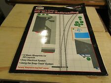 Atlas Level 1 Beginner's Guide to HO Model Railroading 12 Blueprints for Layouts