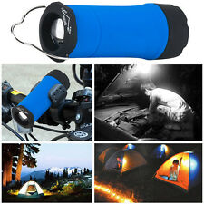 Outdoor Camping Hiking LED Flashlight Tent Light Camp Lamp Torch Lantern New