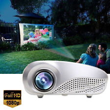 HD 1080P Android4.4 WIFI 1+8G DLP USB Home Theater Bluetooth Mini Projector Lot