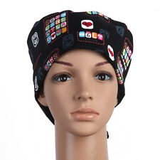 Anno Scrub Surgical Hat Cap Limited Edition Tieback Screen AT-HDSJP