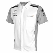 SHIRT Replica wear mens Formula One 1 McLaren Official 2014 US