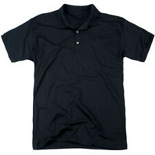 Csi Ny Cast (Back Print) Mens Polo Shirt