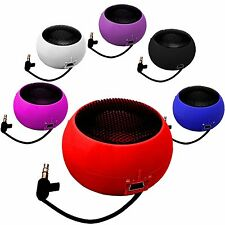 3.5mm PORTABLE RECHARGEABLE MINI CAPSULE SPEAKER FOR 2016 XPERIA PHONES