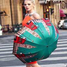 creative folding Korean super Anti UV umbrella fashion parasol sun rain umbrella